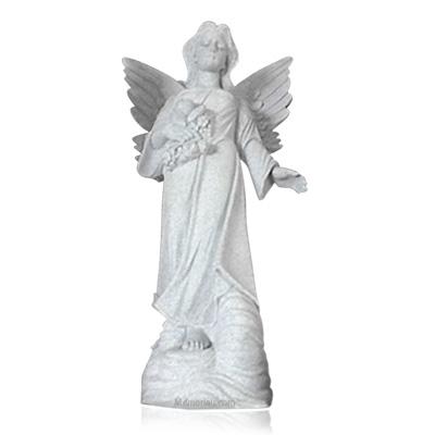 Angelic Presence Granite Statue