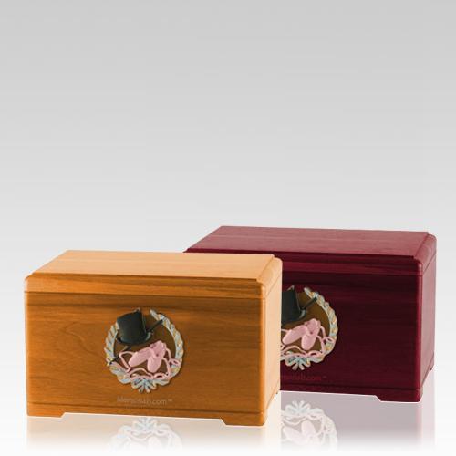 Dance Fan Cremation Urns