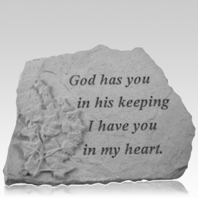 In Gods Keeping Stone