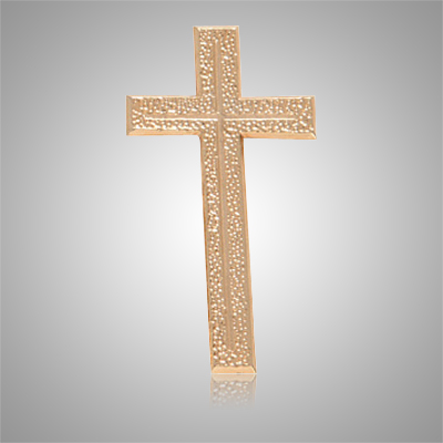 Cross Medallion Emblem