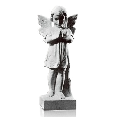 Prayer Angel Large Marble Statues