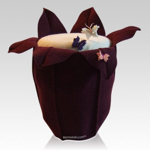 Wine Tulip Cremation Urn