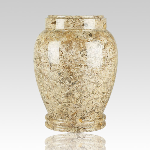 Fossil Small Cremation Urn