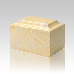 Gold Marble Medium Urn