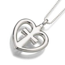 Love Cross Keepsake Jewelry