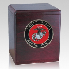 Freedom Rosewood Marines Urn