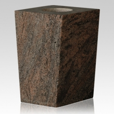 Paradiso Modern Granite Vase
