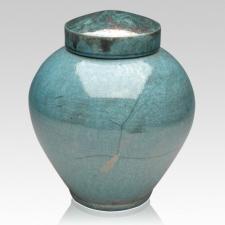 Padoga Raku Companion Cremation Urn