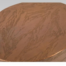 Copper Cremation Urn I