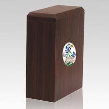 Scottish Butterflies Cremation Urn