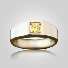 Yellow Cremation Diamond V