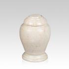 Aristo Creme Medium Marble Urn