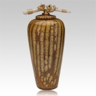 Batik Jar Bone Companion Cremation Urn