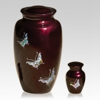 Butterfies To Heaven Cremation Urns
