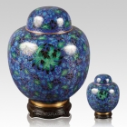 Oriental Dream Cloisonne Cremation Urns