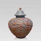 Clan Ceramic Medium Cremation Urn