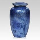 Crystal Waters Metal Urn