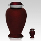 Deep Ruby Cremation Urns
