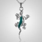 Lizard Cremation Jewelry III