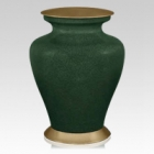 Malachite Cremation Urn