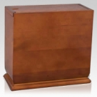 Simplicity Cherry Scattering Urn
