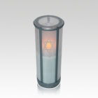 Ivory Star of David Legacy Memorial Candle