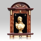 Cathedral Sculpted Art Cremation Urn