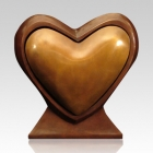 Loving Heart Companion Urn