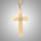 Dignity Diamond Cross Keepsake Jewelry II