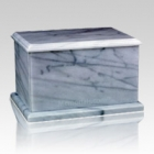 Evermore White Keepsake Cremation Urn