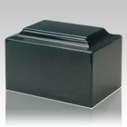 Sea Holly Green Granite Cremation Urns