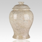 Botticino Star Medium Cremation Urns