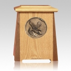 Sierra Wood Cremation Urn