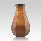 Toulouse Copper Cremation Urns