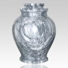 V  Marble Pet Urn