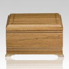 Canterbury Wood Cremation Urn