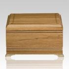 Canterbury Wood Cremation Urn